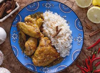 Pollo yassa