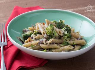 Pasta con sarde e broccoli