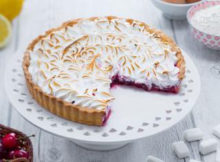 Come preparare la torta di ciliegie