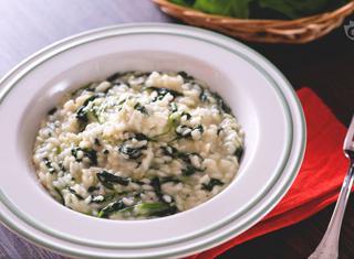 Risotto con spinaci surgelati le migliori ricette