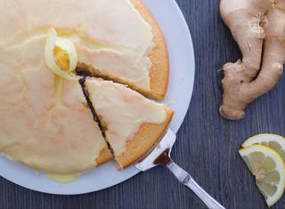 Come preparare la torta al limone e zenzero