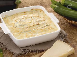 Ricetta: parmigiana bianca di verdure