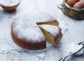 Ricetta: la torta paradiso