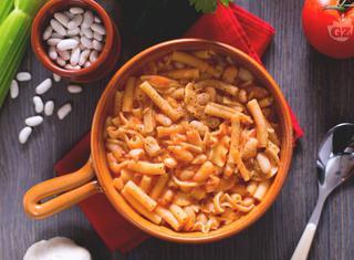 Come fare la pasta e fagioli alla napoletana