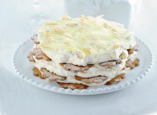Cheesecake biscottato