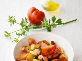 Mix piccantino di polpo e patate novelle