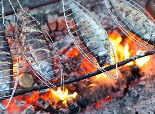 Come cucinare il pesce alla griglia in modo perfetto