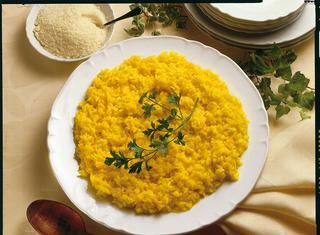 Come cucinare il risotto allo zafferano