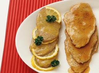 Come si preparano le scaloppine al limone