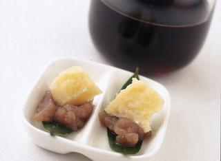Marroni e parmigiano
