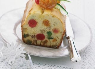 Cake di frutta mista candita