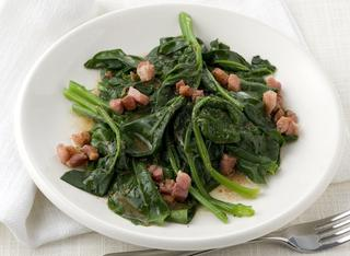 Come cucinare gli spinaci