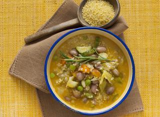 Come preparare un minestrone estivo
