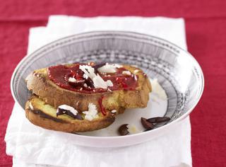 Bruschetta espressa piccantina