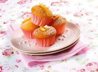 Ricetta: muffin al limone e vaniglia