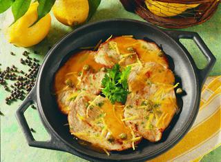 Come cucinare le scaloppine al limone
