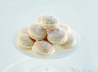 Macaron Mont Blanc
