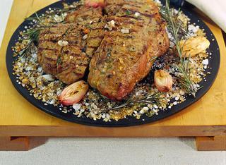 Ricette tagliata di manzo alla piastra le ricette di for Cucinare tagliata