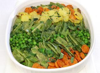 Tortiera di verdure al forno