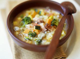Come cucinare il minestrone