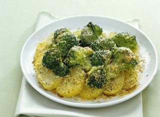 Come preparare un tortino di broccoli e patate
