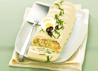 La terrina di insalata russa