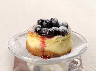 Ricetta: cheesecake ai mirtilli