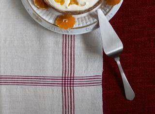 Torta ai mandarini cinesi