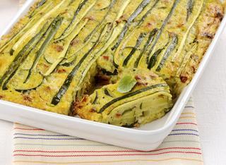 Come preparare lo sformato di Zucchine