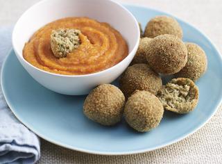 Polpette di lenticchie (Sicilia)