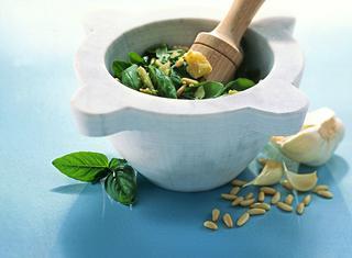 Pesto tradizionale alla ligure