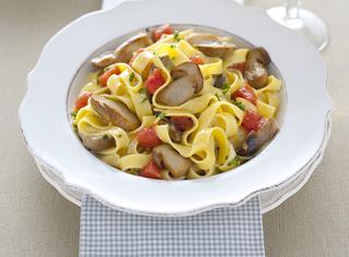 Pasta con i funghi: 10 ricette veloci