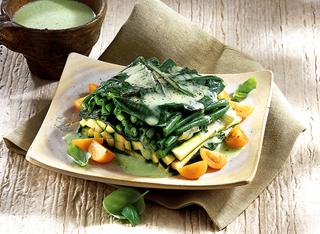 Ricette fagiolini mangiatutto gialli le ricette di - Cucinare i fagiolini ...