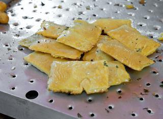 Come preparare le frittelle di ceci