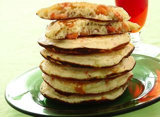Pancakes alla trota