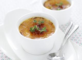 Crème brulée aromatica