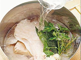Come lessare il pesce a filetti
