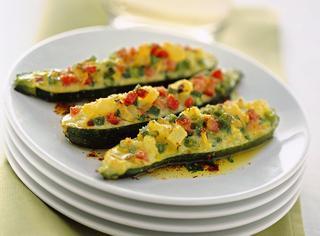 Zucchine alla mortadella