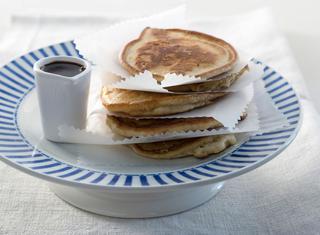 Pancake alla Nutella ®