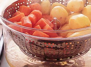 Come cucinare le verdure al vapore alla perfezione