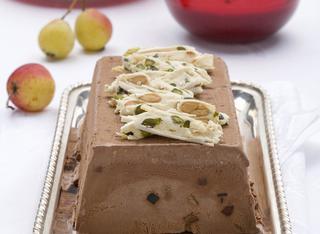 Come fare un semifreddo alla crema di pistacchi