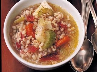La zuppa d'orzo
