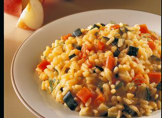 Ricetta: risotto con zucchine