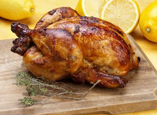 Come cucinare il pollo intero