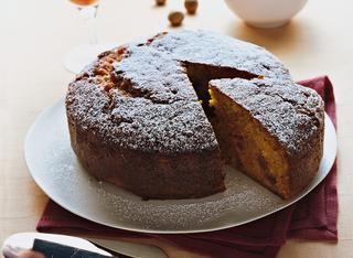 Ricetta: torta al cioccolato bianco e nocciole