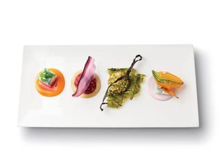 Le ricette di Antonino Cannavacciuolo: praline di gorgonzola
