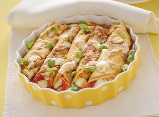Cannelloni ai peperoni
