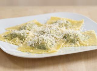 Come cucinare i ravioli ricotta e spinaci