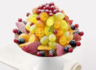 Alzatina di frutta