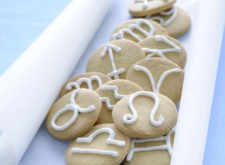 Biscottini dello zodiaco
